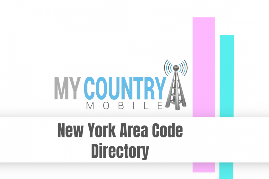 New York Area Code Directory - My Country Mobile